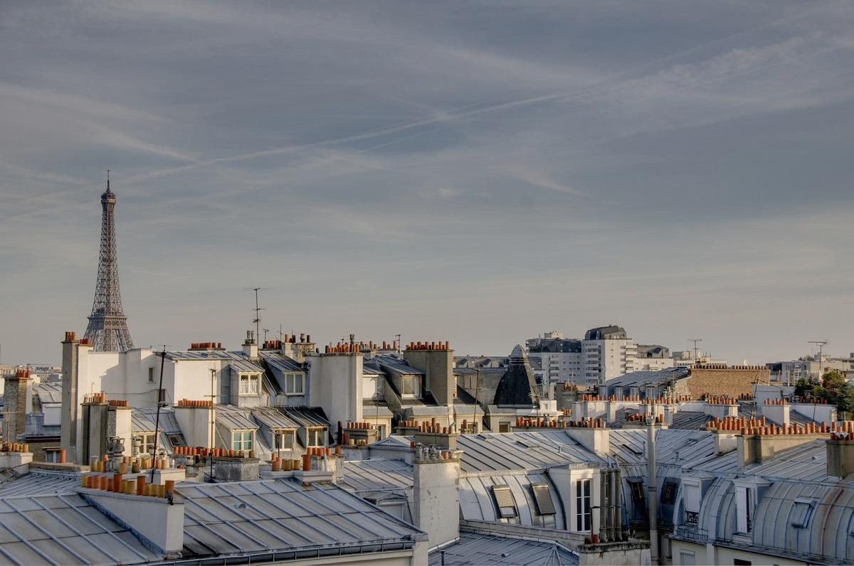 Tour Eiffel et tots de Paris